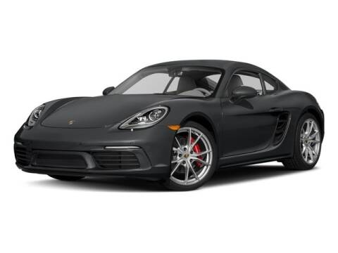 2017 Porsche 718 Cayman S for sale at Foreign Cars Italia in Greensboro NC