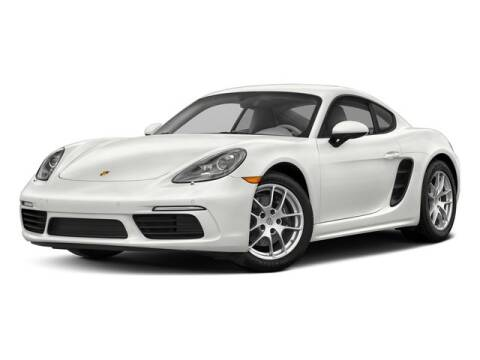 2017 Porsche 718 Cayman for sale at Foreign Cars Italia in Greensboro NC