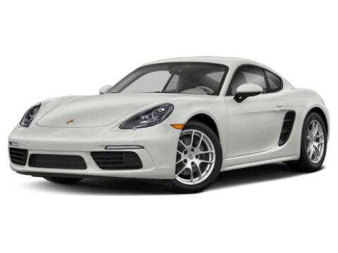 2018 Porsche 718 Cayman for sale at Foreign Cars Italia in Greensboro NC