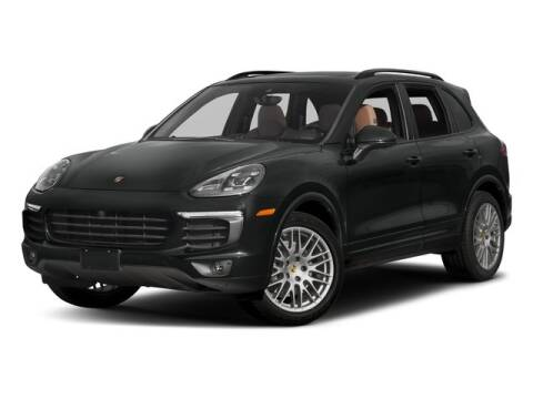2017 Porsche Cayenne for sale at Foreign Cars Italia in Greensboro NC