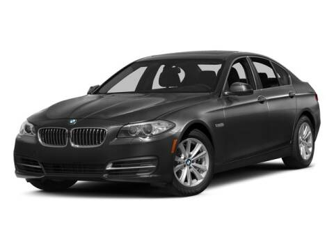 2015 BMW 5 Series 528i for sale at Foreign Cars Italia in Greensboro NC