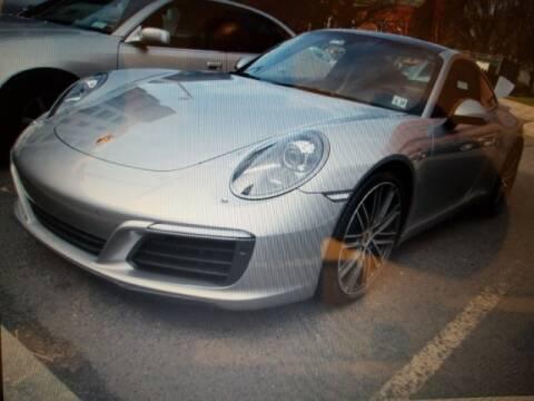 2017 Porsche 911 Carrera for sale at Foreign Cars Italia in Greensboro NC