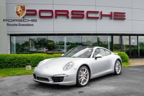 2014 Porsche 911 Carrera 4S for sale at Foreign Cars Italia in Greensboro NC