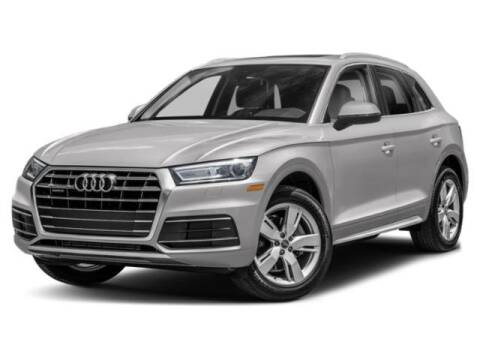 2018 Audi Q5 for sale at Foreign Cars Italia in Greensboro NC