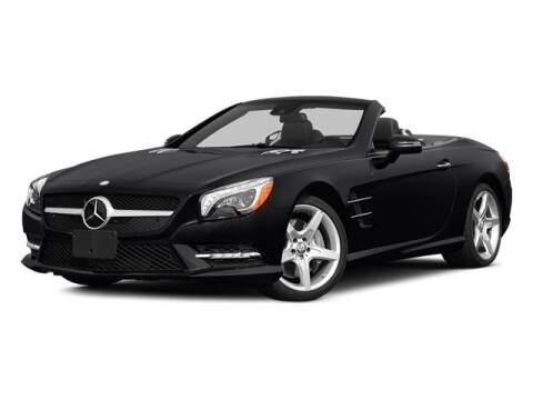 2014 Mercedes-Benz SL-Class SL 550 for sale at Foreign Cars Italia in Greensboro NC