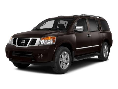 2015 Nissan Armada for sale at Foreign Cars Italia in Greensboro NC