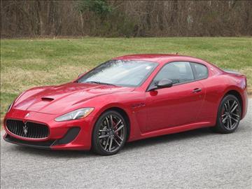 2015 Maserati GranTurismo for sale in Greensboro, NC