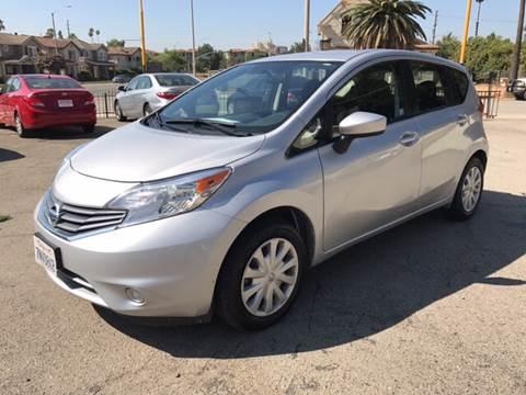 2016 Nissan Versa Note for sale in Riverside, CA