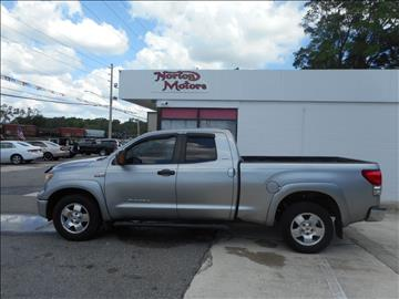2007 Toyota Tundra for sale in Jacksonville, FL