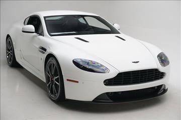 2015 Aston Martin V8 Vantage for sale in Charlotte, NC