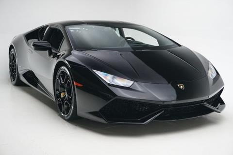2015 Lamborghini Huracan for sale in Charlotte, NC