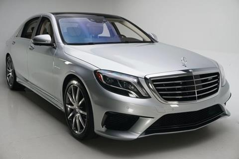 2017 Mercedes-Benz S-Class for sale in Charlotte, NC