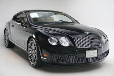 2008 Bentley Continental GT Speed for sale in Charlotte, NC