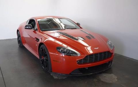 2012 Aston Martin V12 Vantage for sale in Charlotte, NC