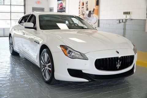2016 Maserati Quattroporte for sale in Charlotte, NC