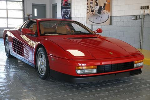 1989 Ferrari Testarossa for sale in Charlotte, NC