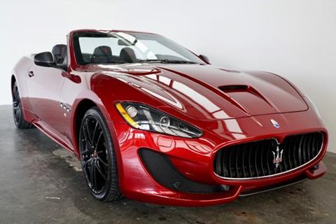 2017 Maserati GranTurismo for sale in Charlotte, NC