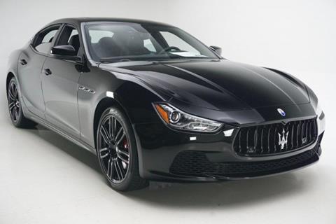 2017 Maserati Ghibli for sale in Charlotte, NC