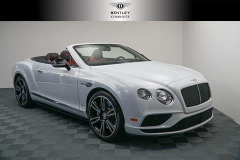 2016 Bentley Continental GT V8 S For Sale in Gibsonburg, OH ...