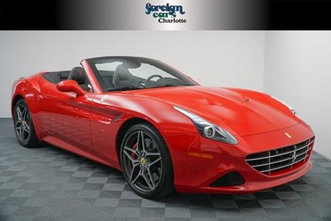 2015 Ferrari California T For Sale Carsforsale
