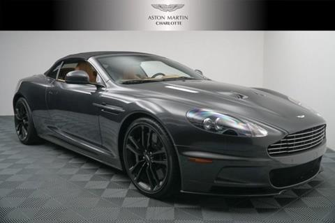 2010 Aston Martin DBS for sale in Charlotte, NC