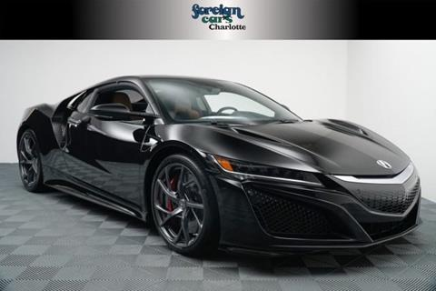 Acura NSX For Sale Carsforsalecom - Acura nsx for sale by owner