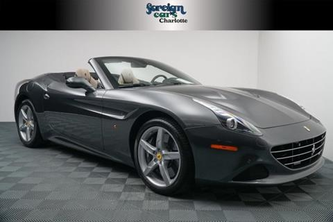 2015 Ferrari California For Sale In North Carolina Carsforsale