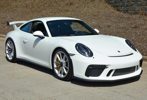 2018 Porsche 911 for sale in Charlotte, NC