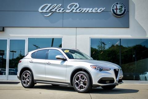 2018 Alfa Romeo Stelvio for sale in Charlotte, NC