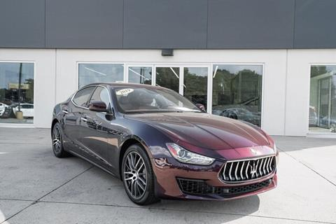 2019 Maserati Ghibli for sale in Charlotte, NC
