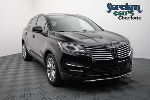 2016 Lincoln MKC for sale in Charlotte, NC