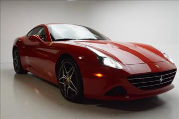 2015 Ferrari California T for sale in Charlotte, NC