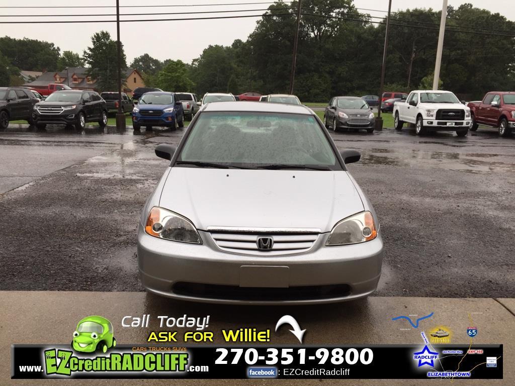 2002 Honda Civic LX 4dr Sedan - Radcliff KY