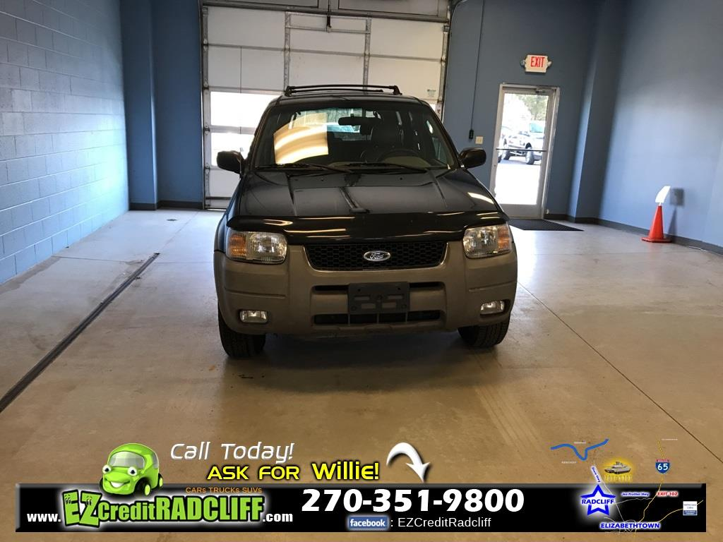 2002 Ford Escape XLT Choice 2WD 4dr SUV - Radcliff KY