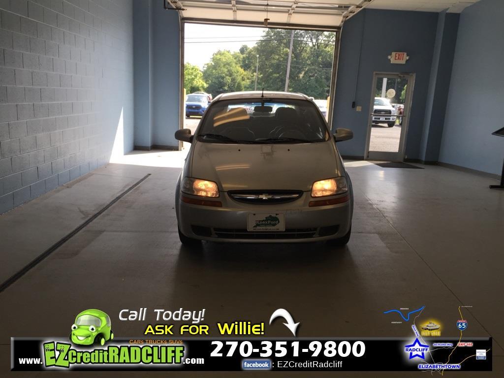 2004 Chevrolet Aveo LS 4dr Sedan - Radcliff KY