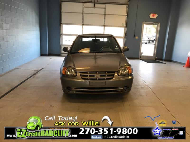 2004 Hyundai Accent GT 2dr Hatchback - Radcliff KY