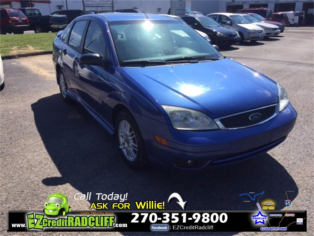 2005 Ford Focus ZX4 - Radcliff KY