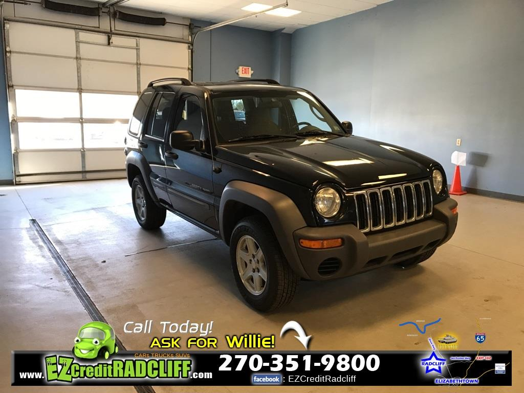 2003 Jeep Liberty Sport 4dr SUV - Radcliff KY