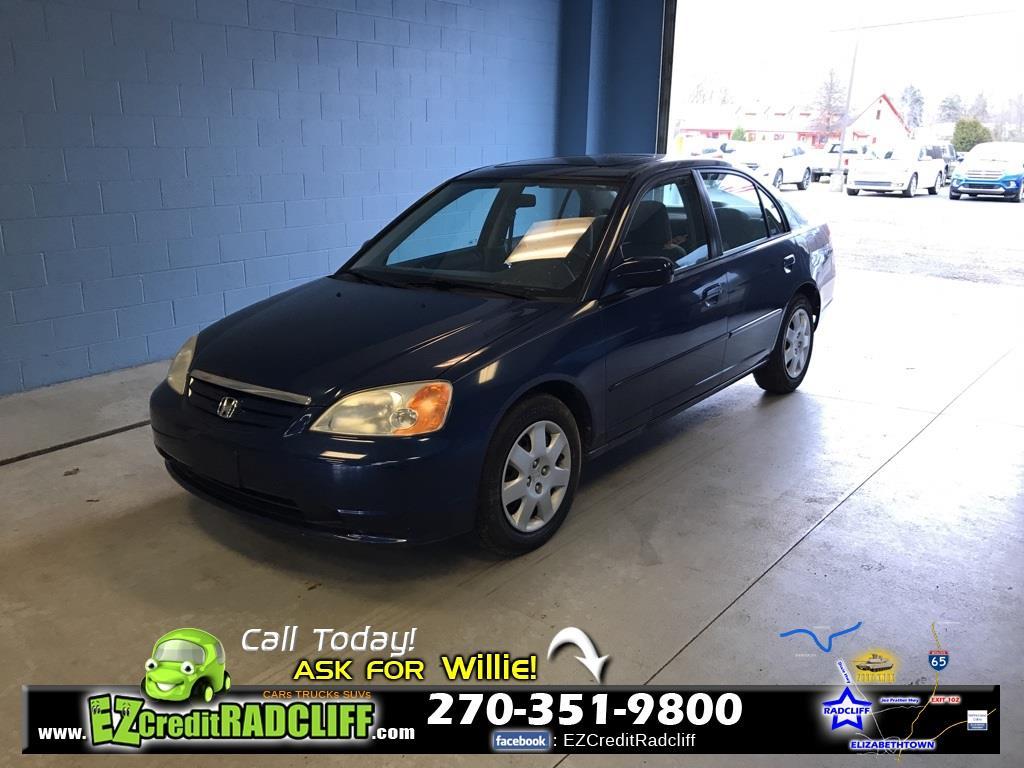 2002 Honda Civic EX 4dr Sedan - Radcliff KY