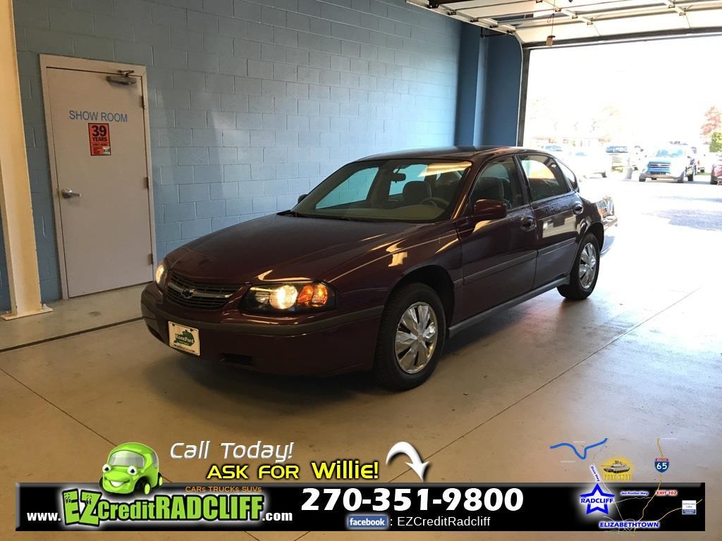 2004 Chevrolet Impala 4dr Sedan - Radcliff KY