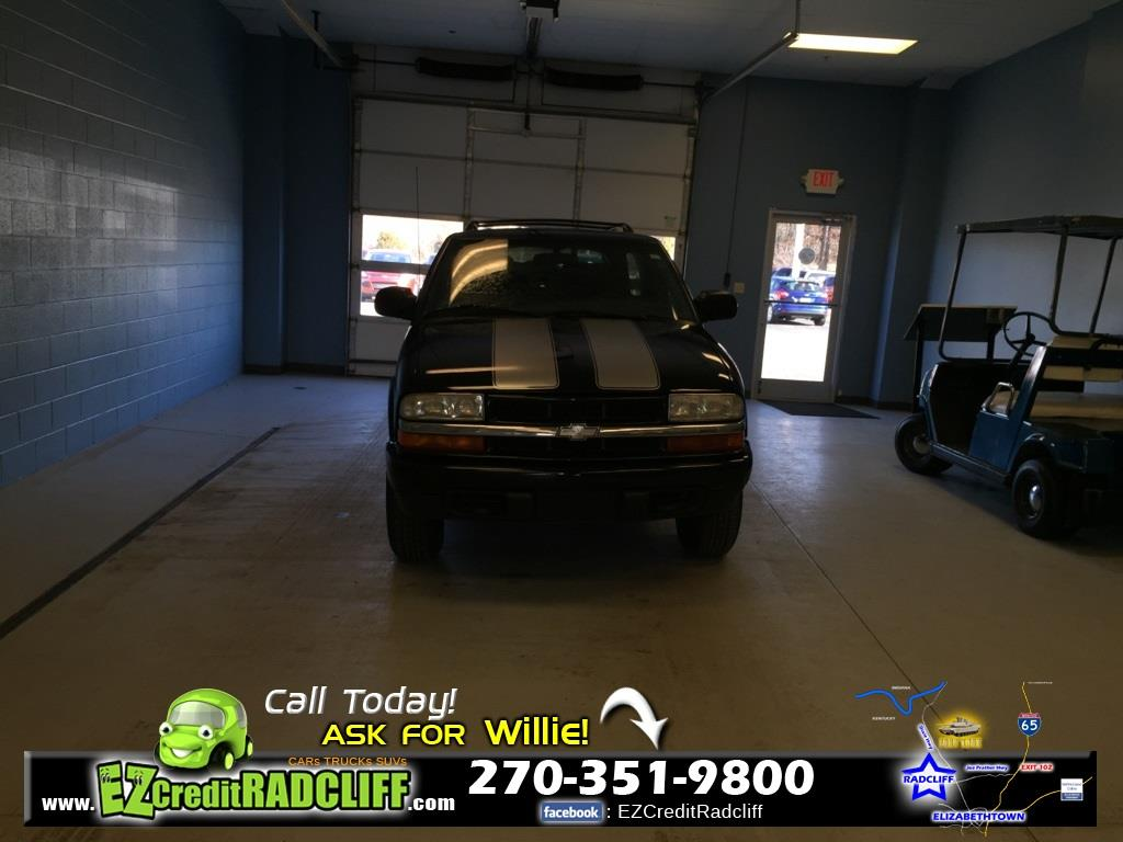 2004 Chevrolet Blazer LS 4WD 2dr SUV - Radcliff KY