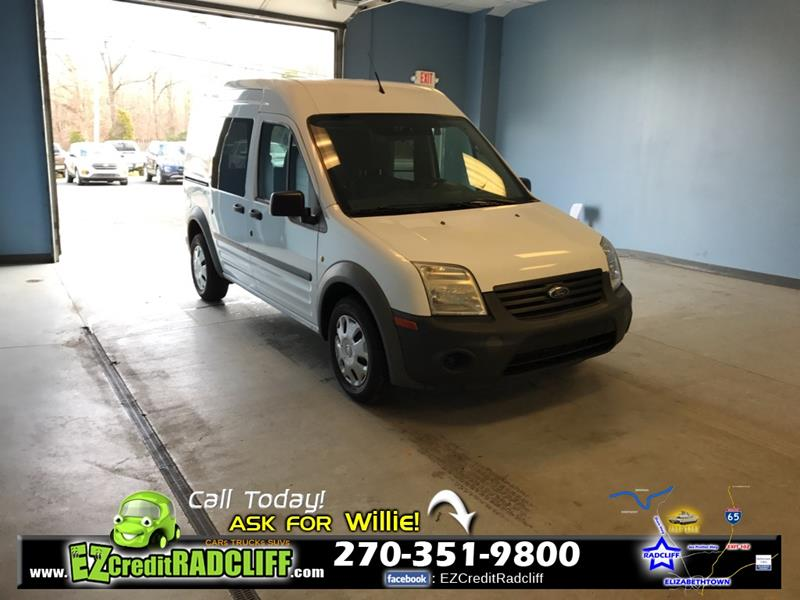 2010 Ford Transit Connect XL 4dr Cargo Mini-Van w/Side and Rear Glass - Radcliff KY