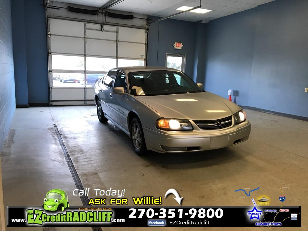 2004 Chevrolet Impala LS 4dr Sedan - Radcliff KY