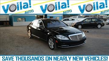 2012 Mercedes-Benz S-Class for sale in New Smyrna Beach, FL