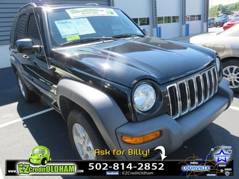 2003 Jeep Liberty for sale in Buckner, KY