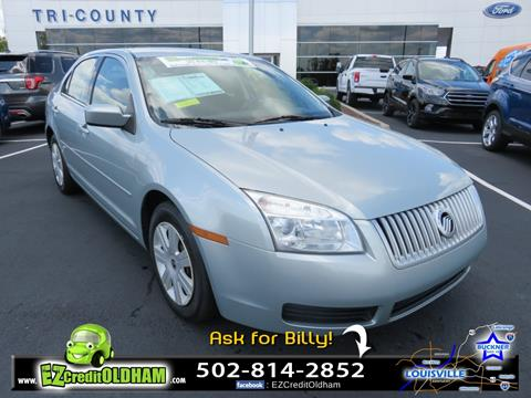 2007 Mercury Milan for sale in Buckner, KY