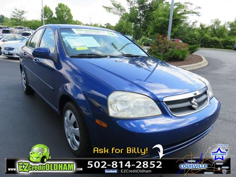 2008 Suzuki Forenza for sale in Buckner, KY
