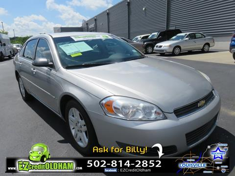 2007 Chevrolet Impala for sale in Buckner, KY