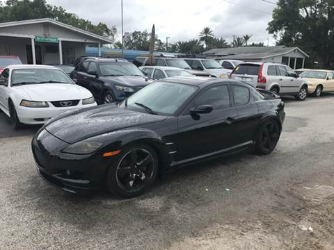 2005 Mazda RX-8 for sale in Tampa, FL