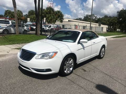 chrysler 200 convertible for sale carsforsale com rh carsforsale com 2018 Chrysler 200 Convertible 2012 chrysler 200 touring convertible owners manual